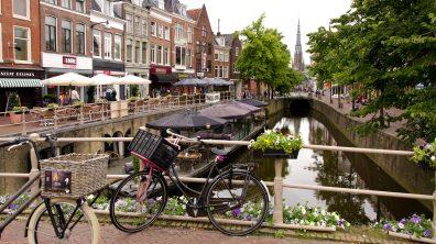 Leeuwarden city, Netherlands
