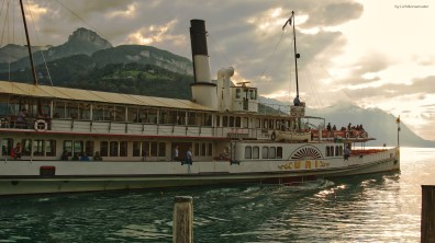 steamboat URI in Switzerland