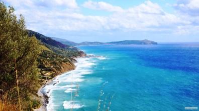 Cilento coast, Italy