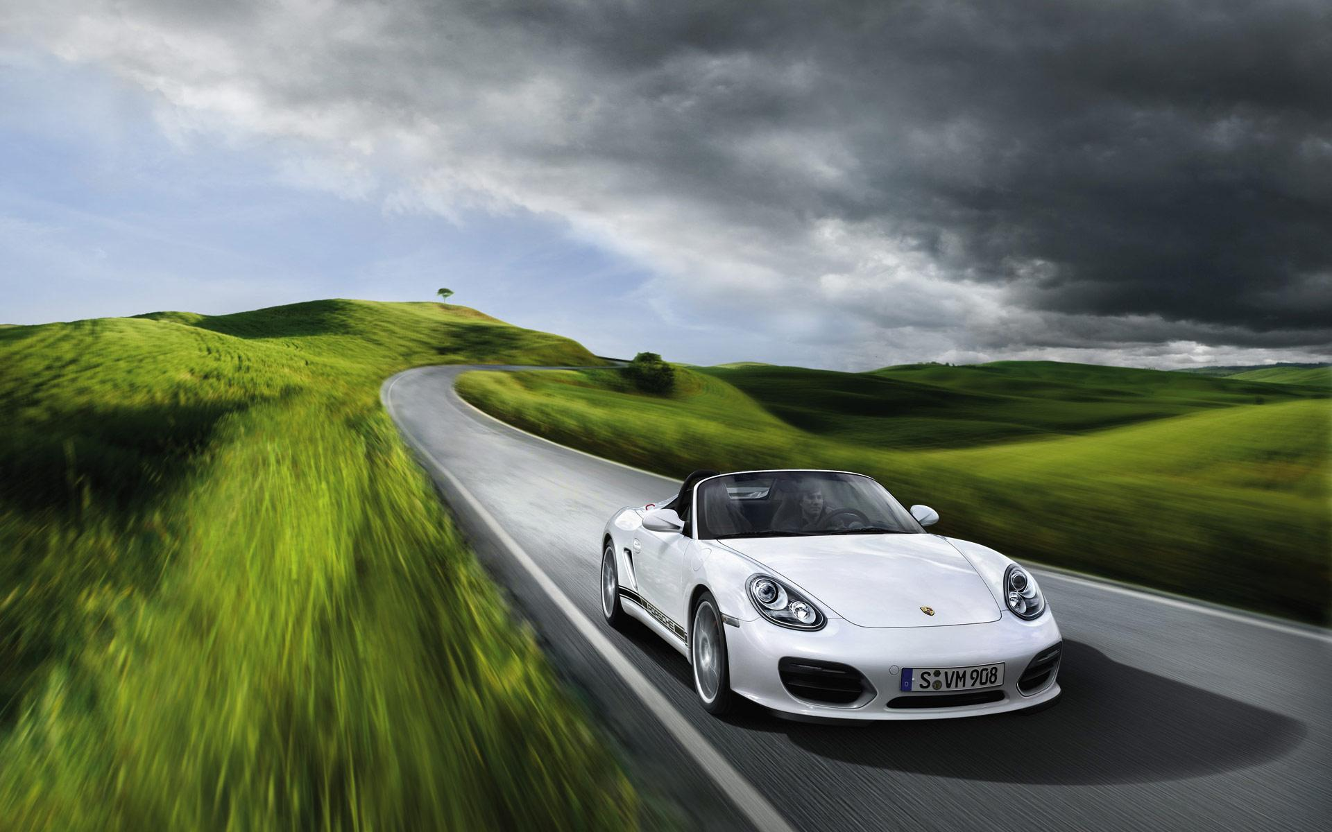 Super Porsche Boxster Wallpapers Full HD Pictures
