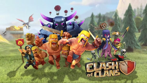 Clash of Clans 8.551.4 Beta Apk Mod Version Latest