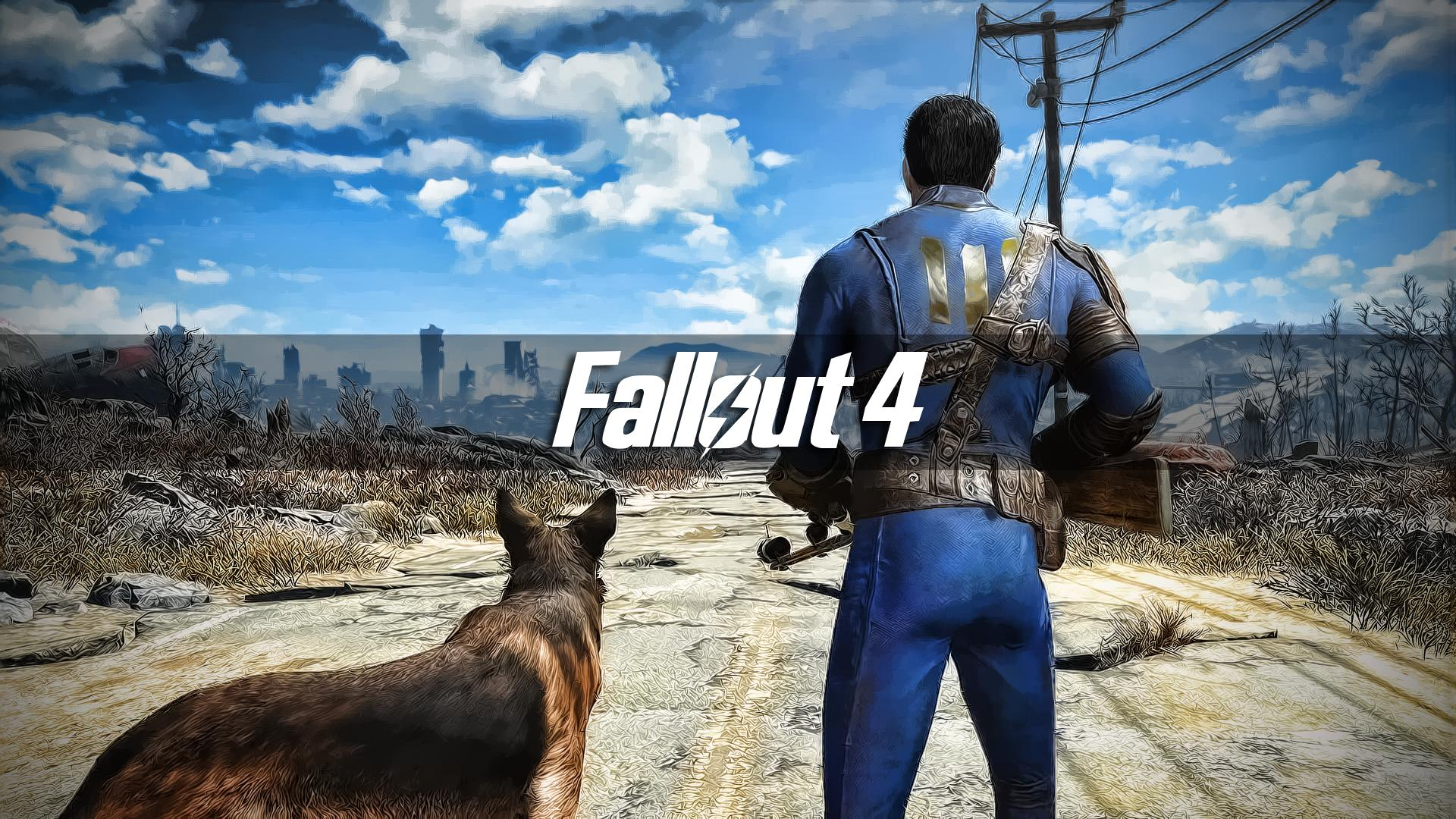 High Quality Fallout 4 Wallpaper Full HD Pictures