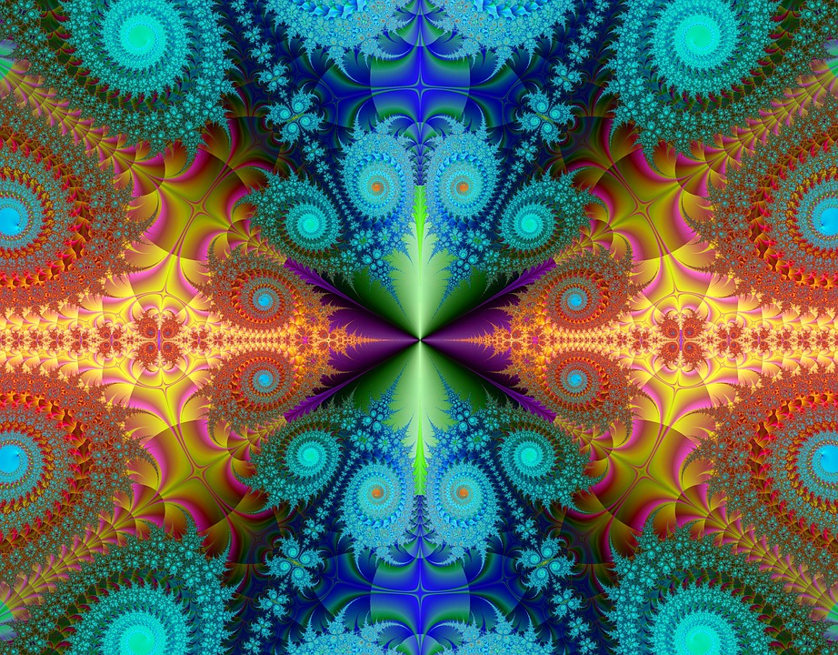 3d Rainbow Psychedeli Wallpaper Psychedelic Photo 922x720 Full Hd Wall