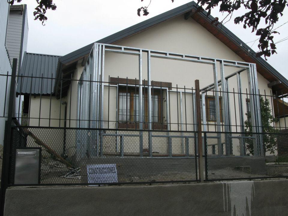 Construccin en steel frame  fullhousebariloche
