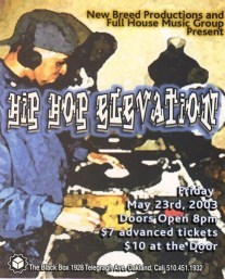 Hip Hop Elevation