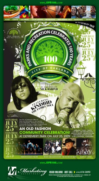 City of Oakland 100 Years