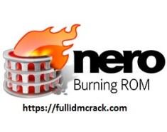 Nero Burning ROM 22.0.00700 Crack With Serial Key