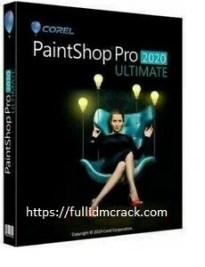 Corel PaintShop Pro 2020 Crack With Serial key