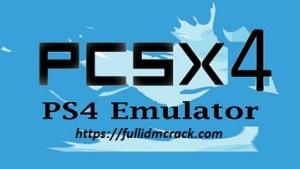 PCSX4 Emulator 2018 Crack & Serial Key Latest
