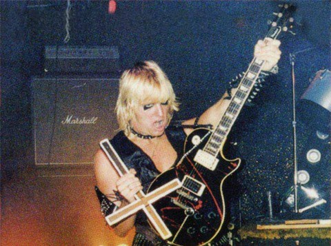 Jeff Hanneman Bio Gear Slayer Guitar Equipment Full