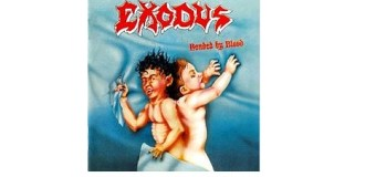 Exodus CD for Sale – Bonded by Blood