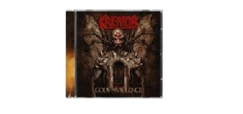 Kreator CD & LP, Gods of Violence for SALE!!  Released Today!!