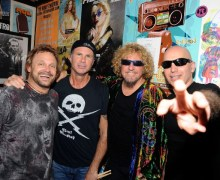 Listen to the New Song from Chickenfoot, New Album Details