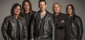 Black Star Riders Announce 2017 UK Tour w/ Gun,The Amorettes