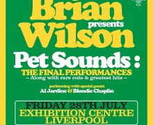 Brian Wilson Pet Sounds, The Final Performance, Ticket Pre-Sale 03/01