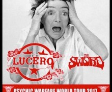 Clutch Announce 2017 Tour Dates w/ Lucero & The Sword