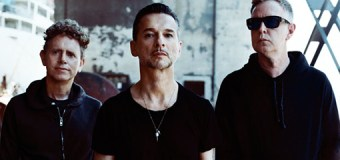 "Watch Depeche Mode's New Video, ""Where's the Revolution"""