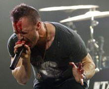 Dillinger Escape Plan's Tour Bus Involved in Accident – UPDATED