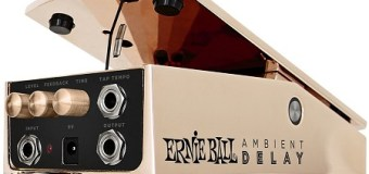 Video:  Ernie Ball Ambient Delay Expression Guitar Pedal
