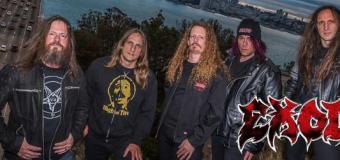 Exodus Announce Download Festival Warm-Up Shows