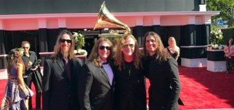 Megadeth Wins 2017 Grammy for 'Best Metal Performance'