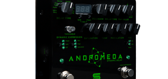 Andromeda – Dynamic Digital Delay  by Seymour Duncan
