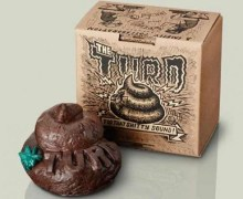 The Turd by Dr. No Effects, Guitar Pedal, Fuzz, Distortion