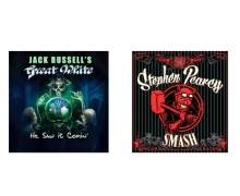 Chart Positions Revealed for Ratt's Stephen Pearcy & Great White's Jack Russell