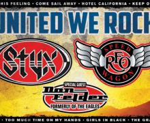 Styx, REO Speedwagon and Don Felder Announce 2017 Tour   Dates