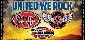 Styx, REO Speedwagon and Don Felder Announce 2017 Tour | Dates