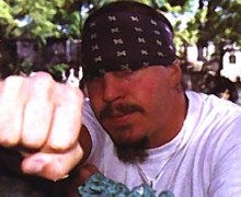 "Mike Muir on Dave Lombardo, ""he gives them everything he's got"""