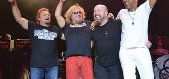 Jason Bonham Films Sammy Hagar and The Circle Playing Van Halen 'Dreams'