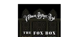 The Allman Brothers Band Announce 'The Fox Box' 8-CD Box Set