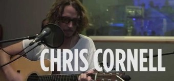 """Chris Cornell Single, 'The Promise"""", Out Tomorrow, March 10th"""