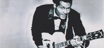 Farewell Chuck Berry, Rock n Roll Pioneer Dead @ 90
