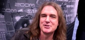 David Ellefson at Megadeth Boot Camp on Facebook Live