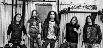 Death Angel Announce UK Headlining Shows