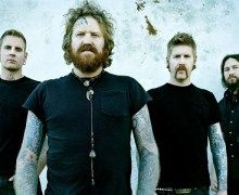 "Mastodon Drummer on New Album, ""I'm done with my drum tracks"""