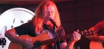 Day 2 Megadeth Boot Camp – Fireside Megadeth Unplugged Session, Acoustic.