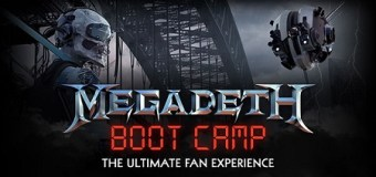 Watch the New Video Detailing the Megadeth Boot Camp Experience