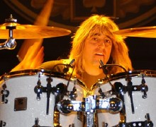 A Week in the World of Scorpions Drummer Mickey Dee Part I, Motorhead, King Diamond