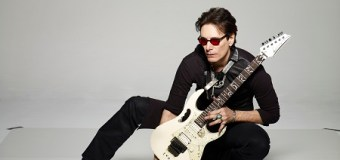 Interview:  Sounding Off with Guitarist Steve Vai