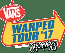 2017 Vans Warped Tour Lineup Announced + Tour Dates