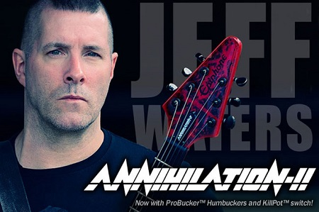 Confirmed:  New Annihilator Album Slated for October 2017