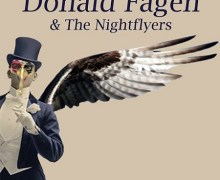 Steely Dan's Donald Fagen Announces 2017 Tour Dates – Donald Fagen and the Nightflyers