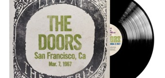 The Doors 'Live at the Matrix' Gets Vinyl Release on Record Store Day