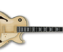 The GB40TH George Benson Limited Edition 40th Anniversary Guitar