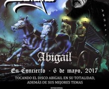 A 4/20 Message from Exodus Vocalist – King Diamond & Exodus in Mexico City May 6th