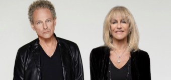 Lindsey Buckingham & Christine McVie Announce Album & 2017 Tour