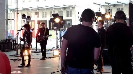 Watch LP Perform 'Lost on You' on BBC One - The One Show